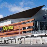 Vector Arena (Spark Arena), Auckland, Charaka Ranasinghe
