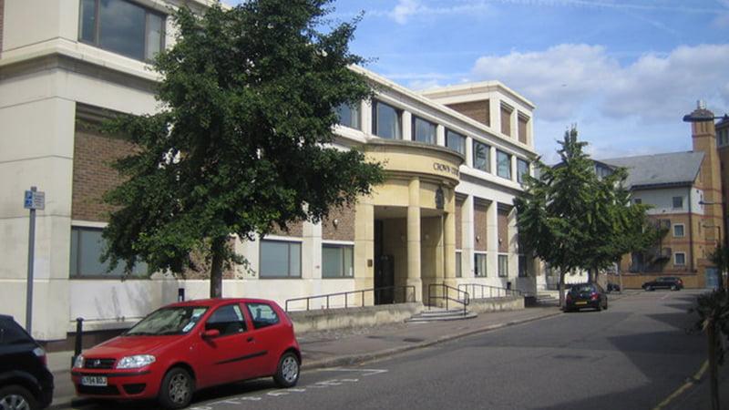Blackfriars Crown Court, John Lupton