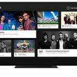 StubHub Apple TV app