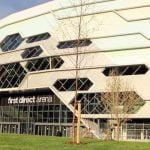 First Direct Arena, Leeds, Tony Preece