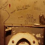 The Rolling Stones, Beggars Banquet, original 'toilet' cover