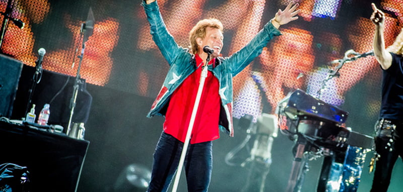 Jon Bon Jovi, Rock in Rio 2013