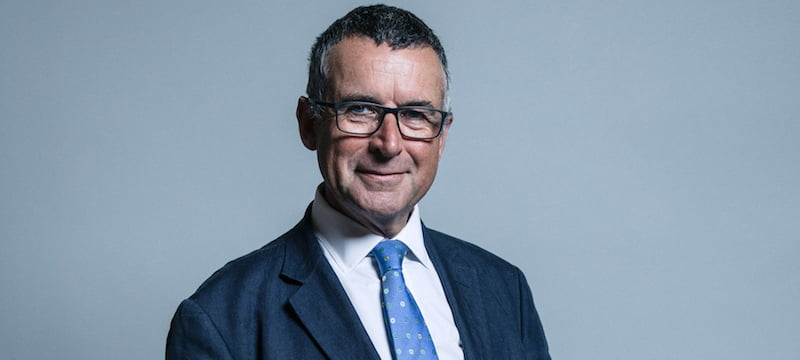Bernard Jenkin, Chris McAndrew/UK Parliament