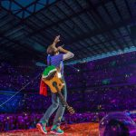 Coldplay, San Siro Stadium, Milan, 2017, Ticketmaster Italia