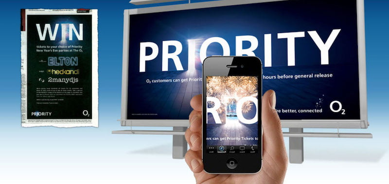 O2 Priority Tickets