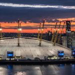 The O2 arena will host its first live music event for more than eight months