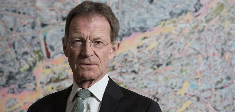 Nicolas Serota of Arts Council England, which will allocate £500m of the Culture Recovery Fund
